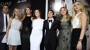 Carrie Premiere Cast - H 2013 - Hollywood Reporter