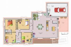 plan de maison fonctionnelle gratuit