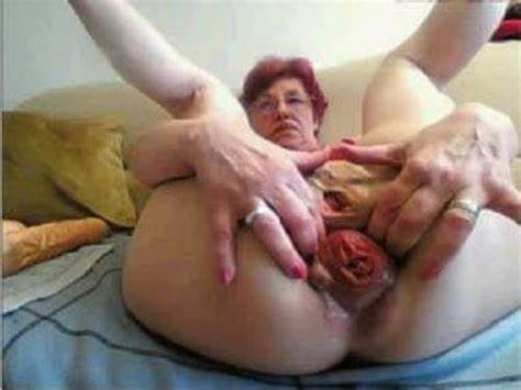 Unique Analhole And Strict Vibrator Inside Adorable Reflections Granny Giant Holes Prolapse Stretched