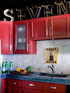 Best Way to Paint Kitchen Cabinets: HGTV Pictures & Ideas