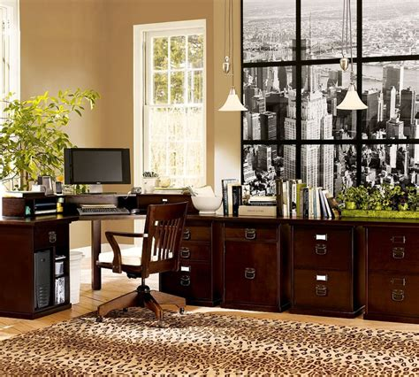 Home Office Design Decorating Ideas by Decorate Your Offices With Classical Ideas Modern