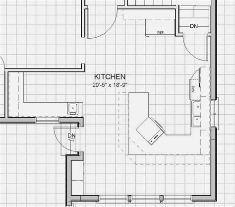 kitchen floor planner free kitchen plan planner tool kitchen plan l shaped layout 4802