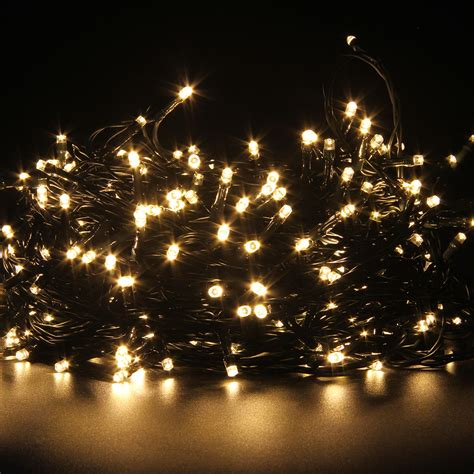 40m 300led string fairy lights w timer indoor outdoor