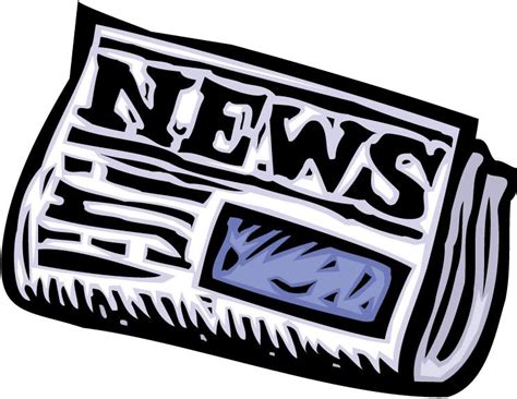 Newspaper Clipart Newspaper Clipart Clipartion