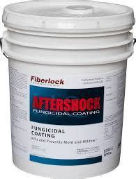 fiberlock aftershock fungicidal coating  gal
