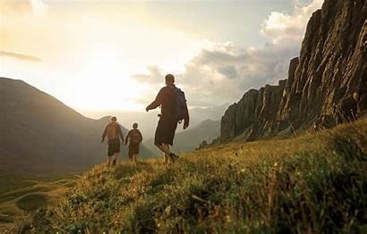 Colorado Active Summer Lifestyle Hiking Hikers Trails