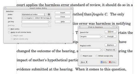 appellate brief table of authorities exle documentation how tos writing legal briefs apache