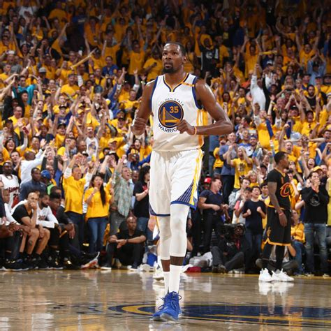 kevin durant warriors beat cavaliers  game   win