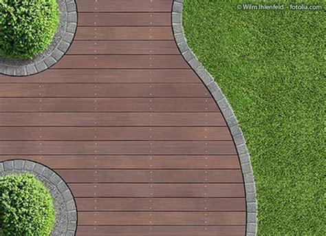 Gartenweg Aus Holz by Gartenwege Gestalten Auf Gutem Fu 223 E Zum Gartenhaus