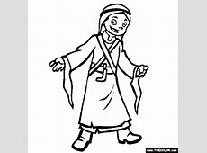 Ethnic Wear Online Coloring Pages Page 1