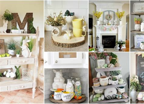 Easter Home Decor Styling: Spectacular Easter Home Decor Ideas And Helpful Tips