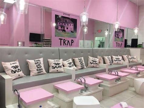 trap salon   pink trap house  chainz     marketing genius mefeater