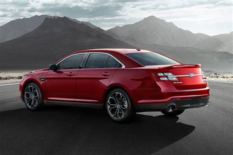 2014 Ford Taurus Reviews And Rating