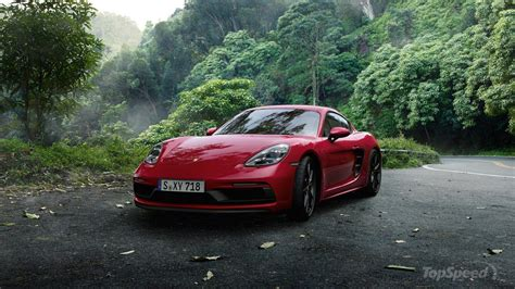 718 Hd Picture by Wallpaper Of The Day 2018 Porsche 718 Cayman Gts Top Speed