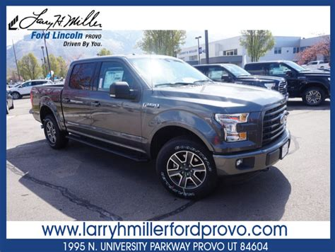 Larry H Miller Ford by Larry H Miller Ford Lincoln Provo 2015 Ford F 150