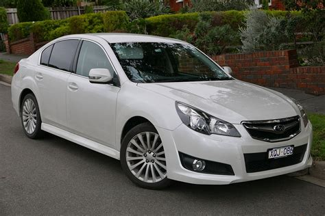 Subaru Legacy (fifth Generation) Wikipedia