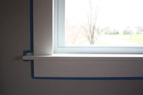 How To Make An Interior Window Sill by 25 Best Ideas About Window Sill On Window