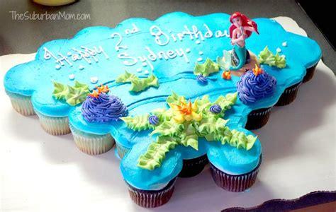 The Little Mermaid Ariel Birthday Party