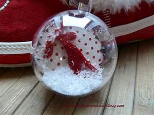 Boule Noel Transparente : fabriquer boule de noel transparente klicit ~ Melissatoandfro.com Idées de Décoration