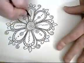 Cool Flower Drawings