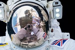 Photos: Tim Peake & Tim Kopra's ISS Spacewalk ...