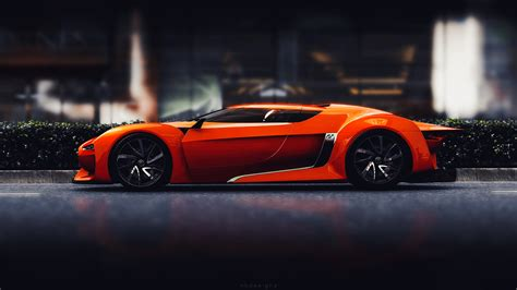 Gt Citroen Gran Turismo 6 Wallpaper