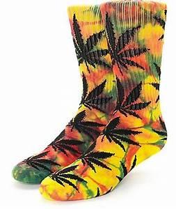 HUF Plantlife Socks & Huf Crew Socks