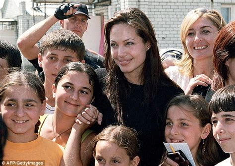 Un Aid Agency Backed By Angelina Jolie Embroiled In Sex