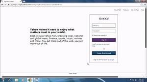 Yahoo Com Sign Up 2014 - Yahoo Mail Login
