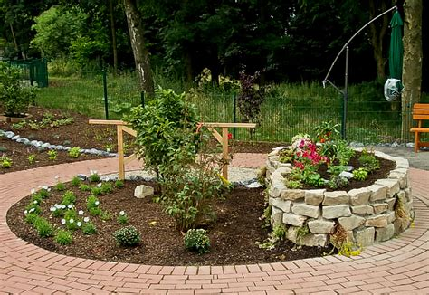 Stockderstiftung Teil 2, Garten Der Sinne  Garten Und