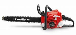 18in  42cc Chainsaw  Ut10680   U2013 Homelite