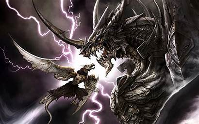Wallpapers 3d Dragon Dragons