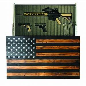 best 25 honey oak cabinets ideas on pinterest painting With best brand of paint for kitchen cabinets with rustic american flag wall art