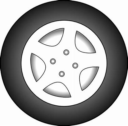 Wheel Tyre Clipart Transparent Tire Racing Webstockreview