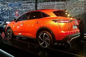 Citroen Ds Crossback : ds7 crossback suv new french president macron has first dibs by car magazine ~ Medecine-chirurgie-esthetiques.com Avis de Voitures