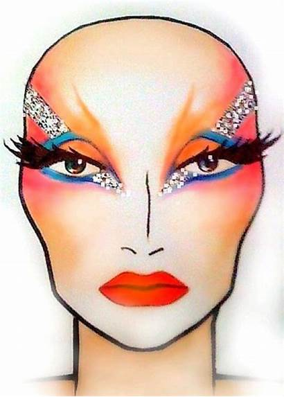 Face Makeup Chart Artistry Facecharts Charts Looks