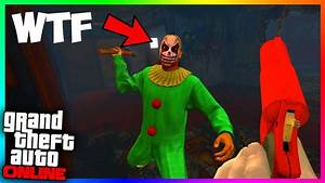 GTA V Lets You Get Your Own Back On Those Bloody Killer Clowns - LADbible