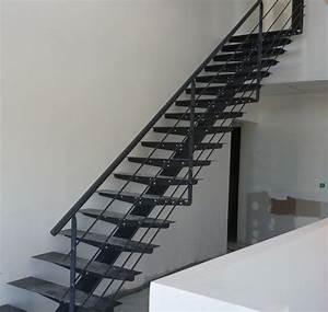 Escalier Métallique Industriel : escalier m tallique d 39 int rieur salon de provence sas smdr ~ Melissatoandfro.com Idées de Décoration