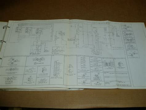 1983 F600 Ford Wiring Diagram by 1985 Ford C700 C800 Truck C7000 Wiring Diagram Schematic