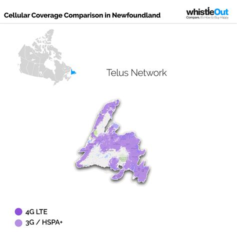 best cell phone coverage best cell phone coverage in newfoundland whistleout