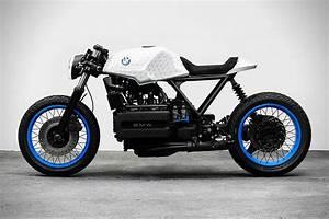 Bmw K 100 Cafe Racer : bmw k100 dual motorcycles by impuls hiconsumption ~ Jslefanu.com Haus und Dekorationen