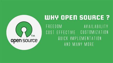 Best Open Source Apps 17 Best Open Source Softwares To Replace Your Expensive
