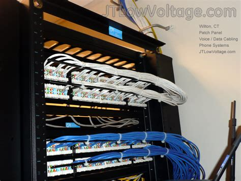 Cabling Wiring Installation Photo Gallery Low Voltage