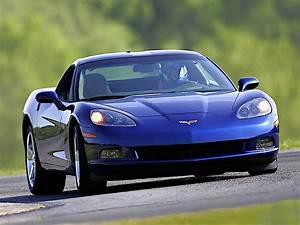 CHEVROLET Corvette C6 Coupe specs & photos - 2004, 2005