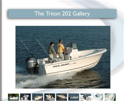 Sea Hunt Boats Triton 202 by Sea Hunt 202 Triton