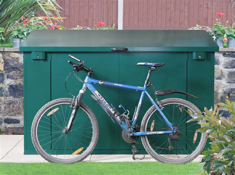shed bike bike storage for 4 bikes approved metal bike sheds from
