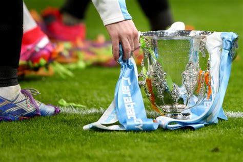 Carabao Cup quarter-final draw recap: Tottenham get Stoke ...