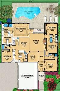 House, Plan, 5445-00043