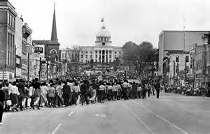 March On Selma Montgomery