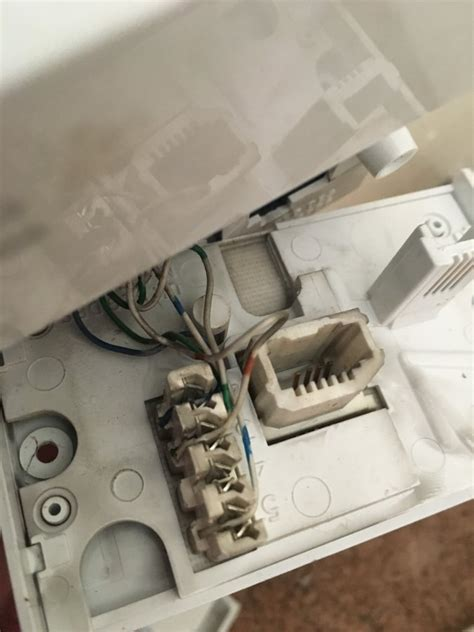 correct wiring setup with 2 master sockets diynot forums